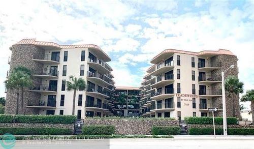 Photo of 2029 N Ocean Blvd #306, Fort Lauderdale, FL 33305 (MLS # F10255015)