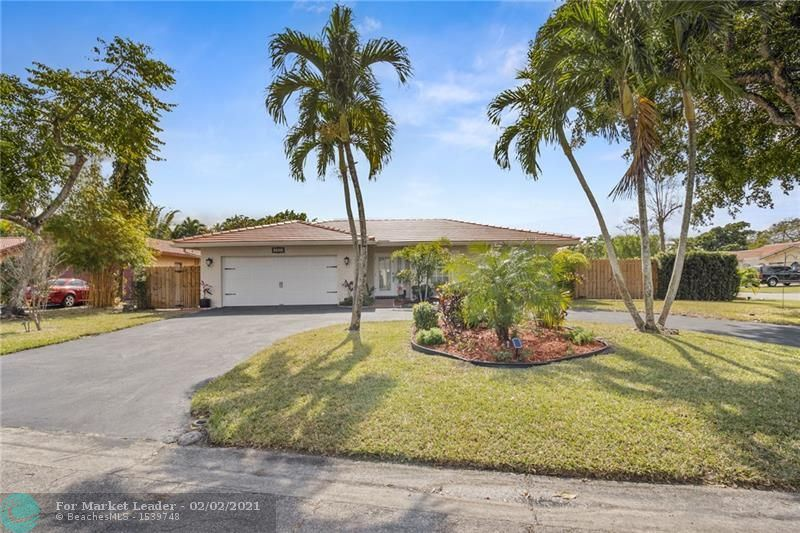 8500 NW 26 Drive, Coral Springs, FL 33065 - #: F10269015