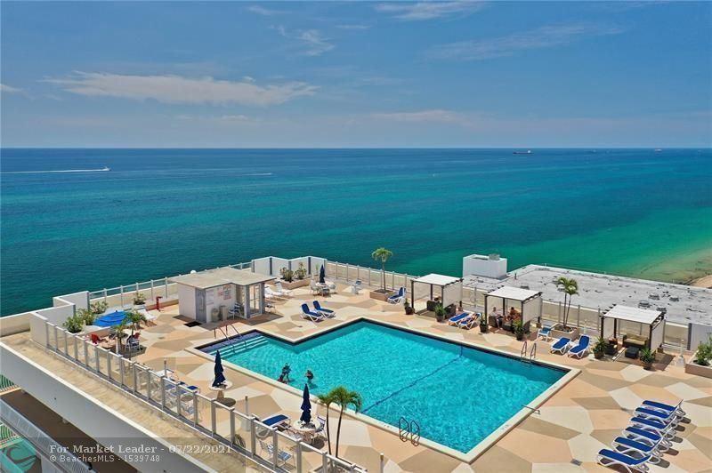 Photo of 4020 Galt Ocean Dr #306, Fort Lauderdale, FL 33308 (MLS # F10294015)