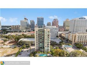 Tiny photo for 313 NE 2nd St #305, Fort Lauderdale, FL 33301 (MLS # F10175016)