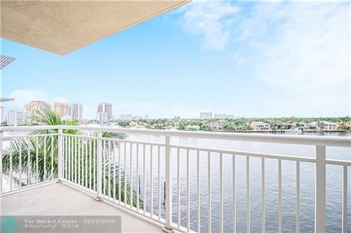 Photo of 511 BAYSHORE DRIVE #601, Fort Lauderdale, FL 33304 (MLS # F10194016)