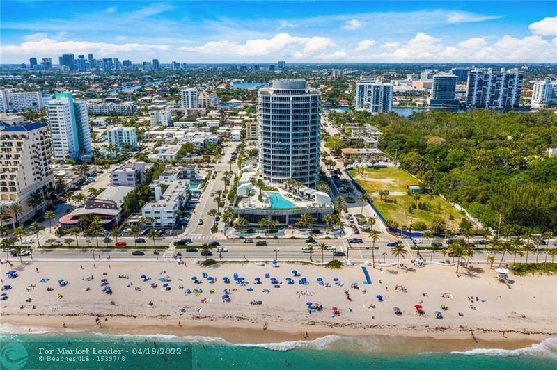 701 N Fort Lauderdale Beac #1606, Fort Lauderdale, FL 33308 - #: F10277016