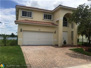 Photo of 347 SW 206th Ave, Pembroke Pines, FL 33029 (MLS # F10183017)