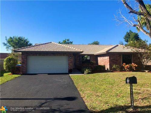 Photo of Listing MLS f10213017 in 1260 NW 112th Way Coral Springs FL 33071