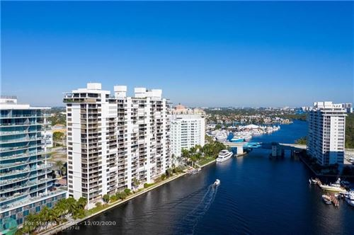 Photo of 936 Intracoastal Dr #20E, Fort Lauderdale, FL 33304 (MLS # F10261017)
