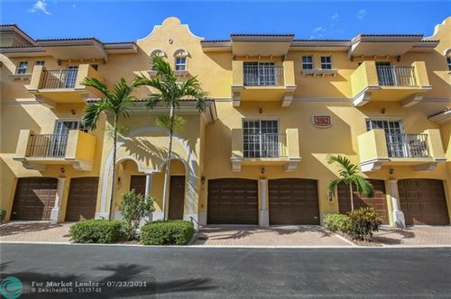 Photo of 2512 SW 14th Ave #503, Fort Lauderdale, FL 33315 (MLS # F10294017)