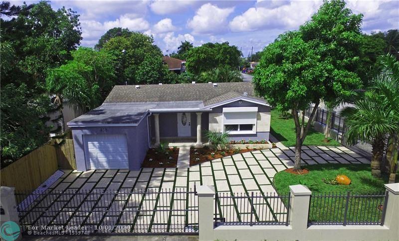 830 N 26th Ave, Hollywood, FL 33020 - #: F10251017