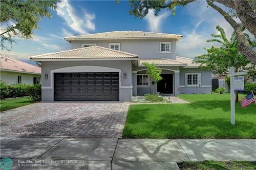 Photo of Listing MLS f10239018 in 16871 SW 5th Ct Weston FL 33326