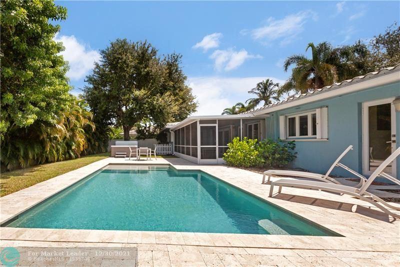 Photo of 2633 NE 30th St, Fort Lauderdale, FL 33306 (MLS # F10300019)