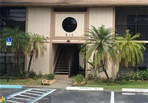 Photo of 819 NE 199th St #6-206, Miami, FL 33179 (MLS # F10193020)