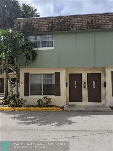 Photo of 4719 NW 9th Dr #4719, Plantation, FL 33317 (MLS # F10298020)
