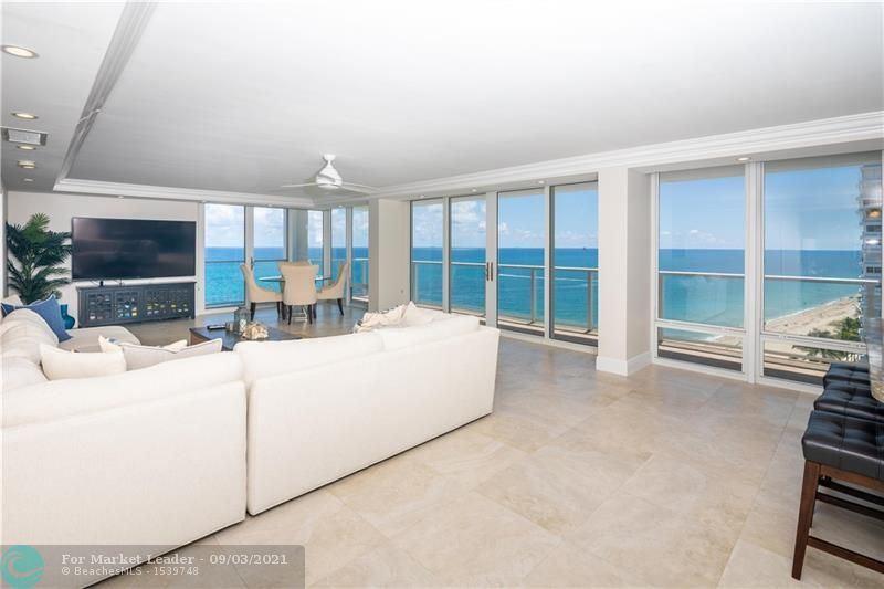 Photo of 4300 N Ocean Blvd #11P, Fort Lauderdale, FL 33308 (MLS # F10299020)