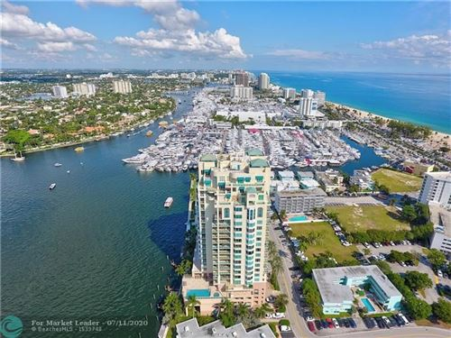 Photo of Listing MLS f10238021 in 3055 Harbor Dr #901 Fort Lauderdale FL 33316