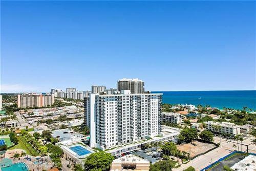 Photo of 3015 N Ocean Blvd #6E, Fort Lauderdale, FL 33308 (MLS # F10301021)