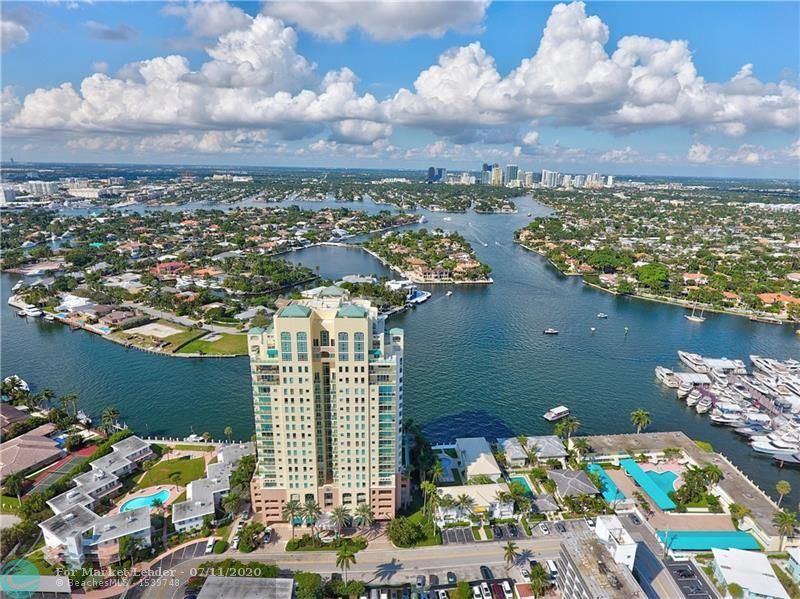 Photo of 3055 Harbor Dr #901, Fort Lauderdale, FL 33316 (MLS # F10238021)