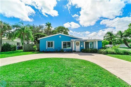 Photo of 2030 NE 14th Ct, Fort Lauderdale, FL 33304 (MLS # F10306022)