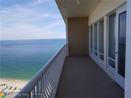 Photo of 4020 Galt Ocean Dr #1807, Fort Lauderdale, FL 33308 (MLS # F10207023)