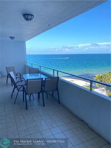 Photo of 4040 Galt Ocean Dr #510, Fort Lauderdale, FL 33308 (MLS # F10241023)