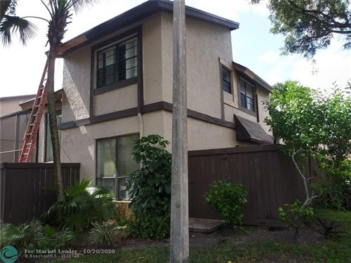 Photo of 2331 Bayberry Dr #2331, Pembroke Pines, FL 33024 (MLS # F10254023)