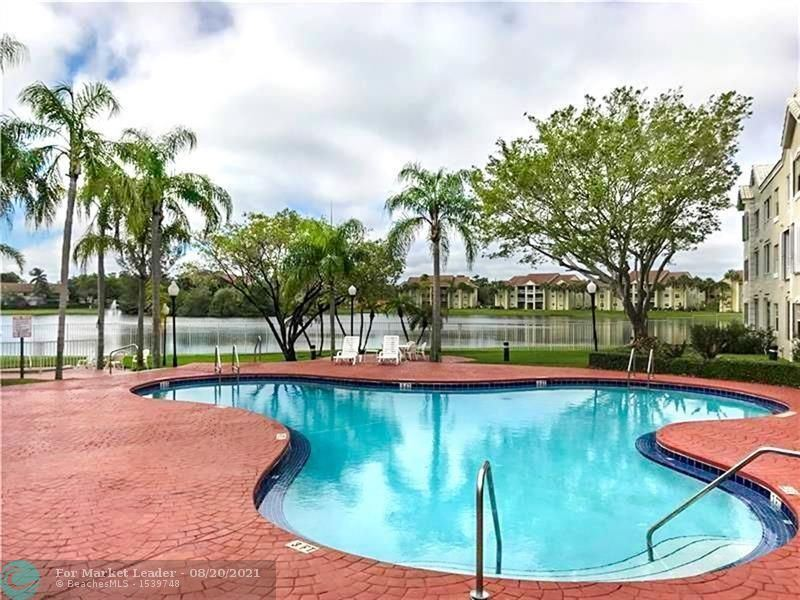 Photo of 2811 N OAKLAND FOREST DRIVE #304, Oakland Park, FL 33309 (MLS # F10294023)