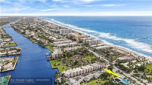 Photo of 1222 Hillsboro Mile #11, Hillsboro Beach, FL 33062 (MLS # F10285024)