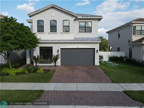 Photo of 3865 NW 89th Way, Coral Springs, FL 33065 (MLS # F10305024)