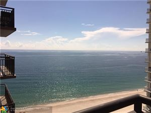 Photo of 3800 Galt Ocean Dr #1508, Fort Lauderdale, FL 33308 (MLS # F10167025)