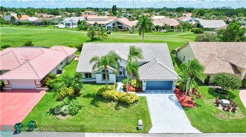 Photo of 8622 NW 79th St, Tamarac, FL 33321 (MLS # F10294025)