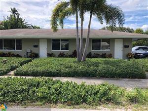 Photo of 644 NE 16th Ave #2, Fort Lauderdale, FL 33304 (MLS # F10192026)