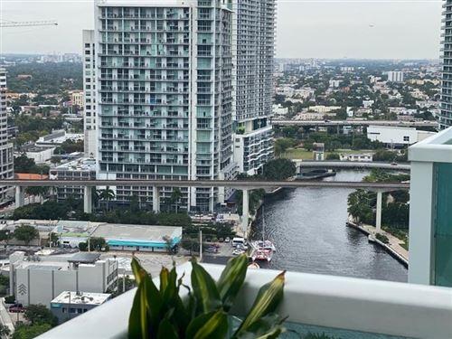 Photo of 41 SE 5th St #1612, Miami, FL 33131 (MLS # F10265026)