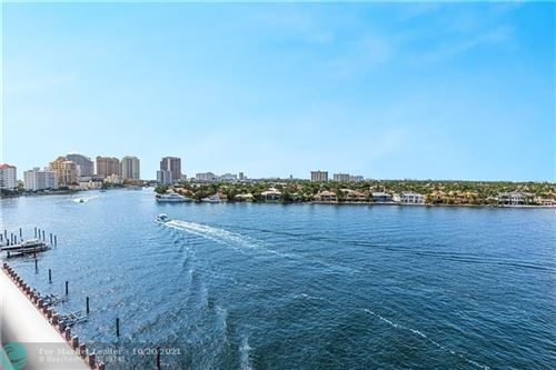 Photo of 511 Bayshore Dr #910, Fort Lauderdale, FL 33304 (MLS # F10305026)