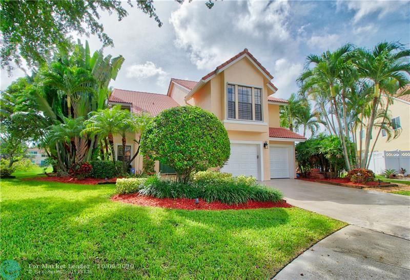 Photo of 6440 NW 58TH TE, Parkland, FL 33067 (MLS # F10252026)