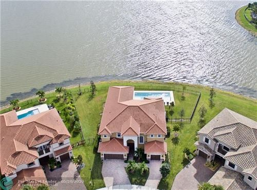 Photo of 8860 Edgewater Pl, Parkland, FL 33076 (MLS # F10231027)