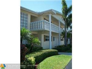 Photo of 4820 NE 23rd Ave #B-206, Fort Lauderdale, FL 33308 (MLS # F10142028)