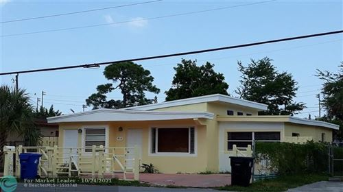 Photo of 910 NW 17th Ave, Fort Lauderdale, FL 33311 (MLS # F10305028)