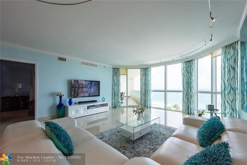 101 S Fort Lauderdale Beach Blvd UNIT 1104, Fort Lauderdale, FL 33316 - #: F10211028