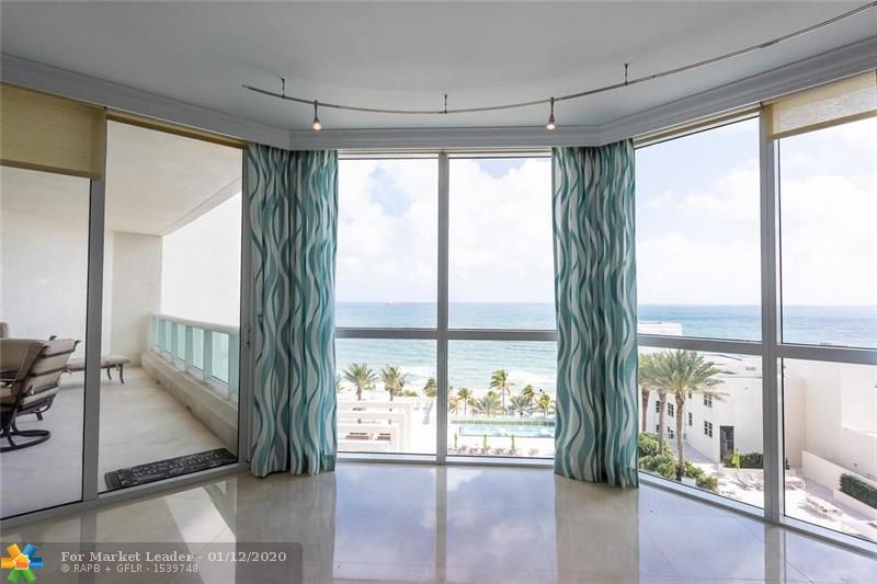 Photo of 101 S Fort Lauderdale Beach Blvd #1104, Fort Lauderdale, FL 33316 (MLS # F10211028)
