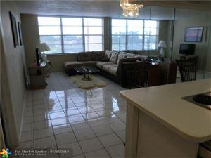 Photo of 9470 LIVE OAK PLACE #307, Davie, FL 33324 (MLS # F10186029)