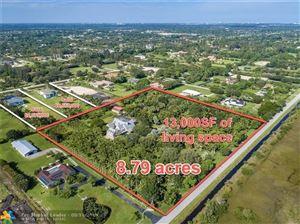 Foto de inmueble con direccion 13711 Sheridan St Southwest Ranches FL 33330 con MLS F10167030