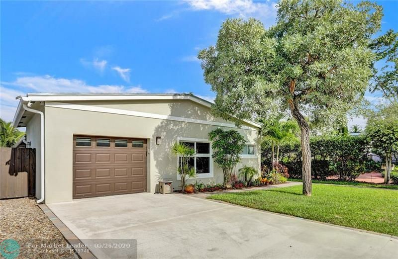 Photo for 717 SW 8th Way, Fort Lauderdale, FL 33315 (MLS # F10230030)