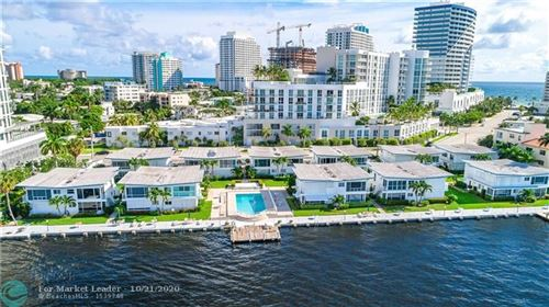 Photo of 425 Bayshore Dr #11A, Fort Lauderdale, FL 33304 (MLS # F10255031)