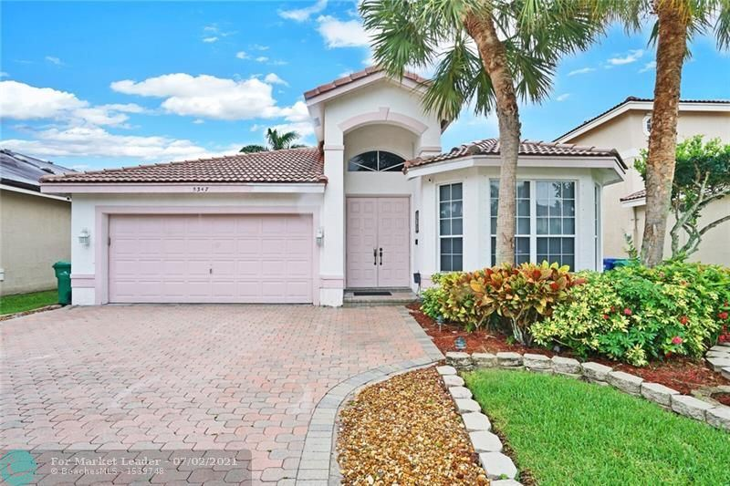 5347 NW 119th Ter, Coral Springs, FL 33076 - #: F10291031
