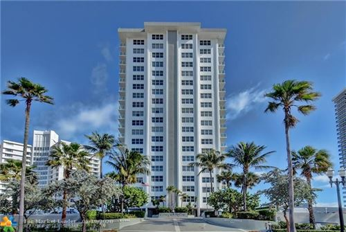 Photo of 3550 Galt Ocean Dr #202, Fort Lauderdale, FL 33308 (MLS # F10212032)