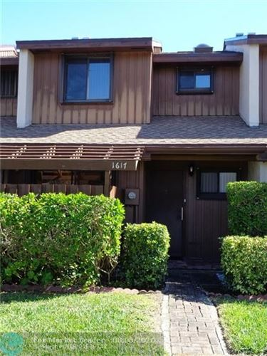 Photo of Listing MLS f10215032 in 1617 N 14th Ter #1617 Hollywood FL 33020