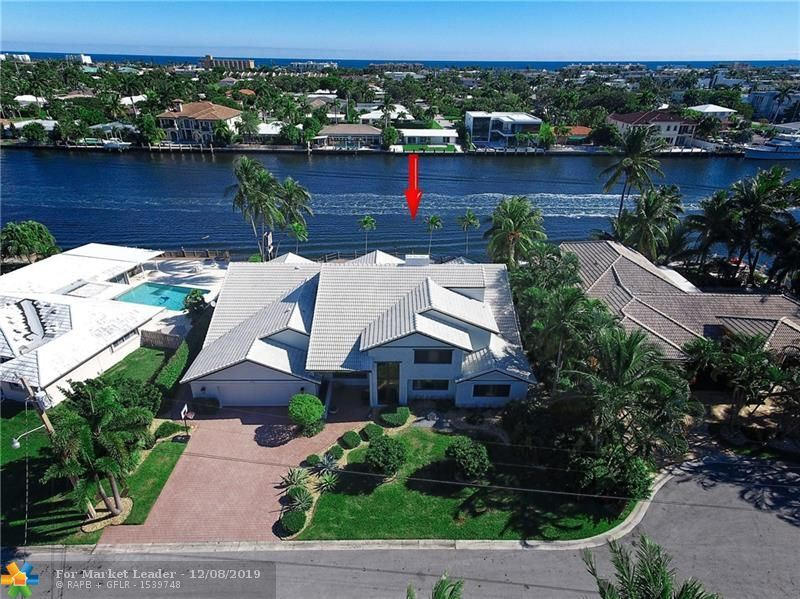Photo of 5210 NE 33rd Ave, Fort Lauderdale, FL 33308 (MLS # F10205032)