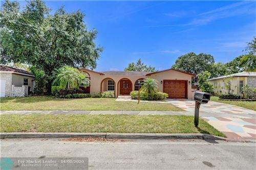 Photo of Listing MLS f10224033 in 5381 SW 7th Ct Margate FL 33068
