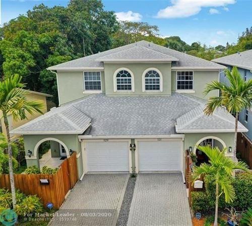 Photo of 1131 NE 3rd Ave, Fort Lauderdale, FL 33304 (MLS # F10241033)