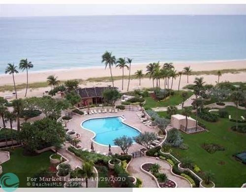 Photo of 5100 N Ocean Blvd #311, Lauderdale By The Sea, FL 33308 (MLS # F10256033)