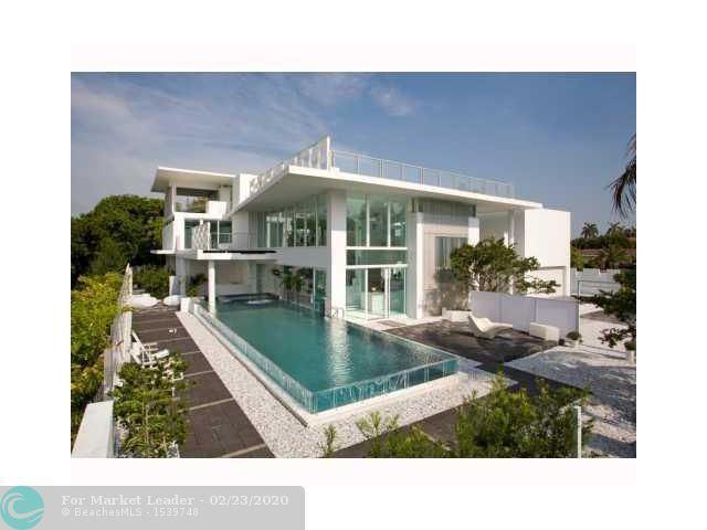 Photo of 484 Ocean Blvd, Golden Beach, FL 33160 (MLS # F10218033)