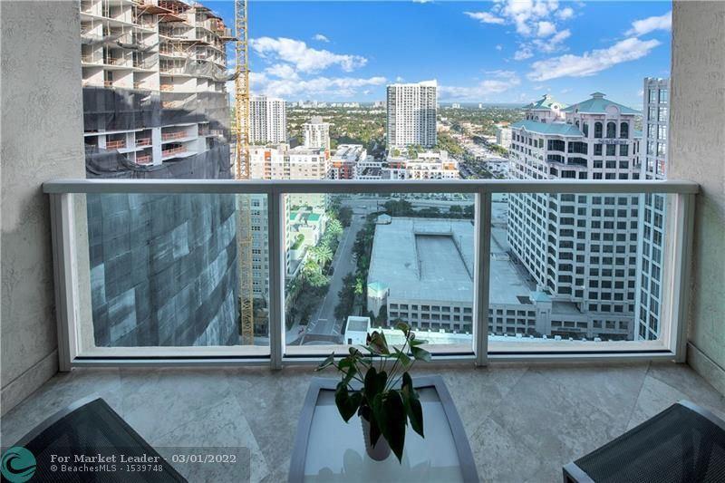 Photo of 350 SE 2nd St #2860, Fort Lauderdale, FL 33301 (MLS # F10290033)